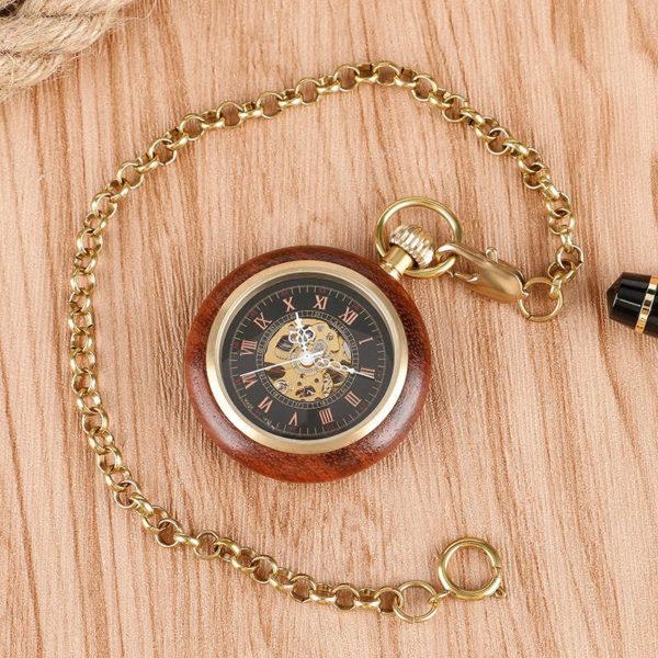 The Bedfordshire Mens Pocket Watch UK