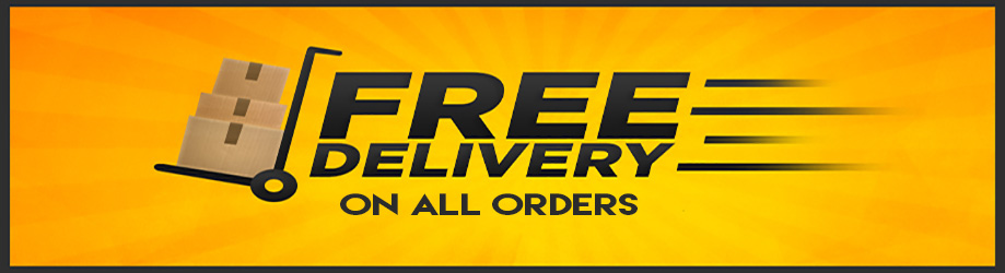 Free Delivery Banner Pocket Watch Store UK