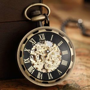 The Buckinghamshire Pocket Watch UK 1