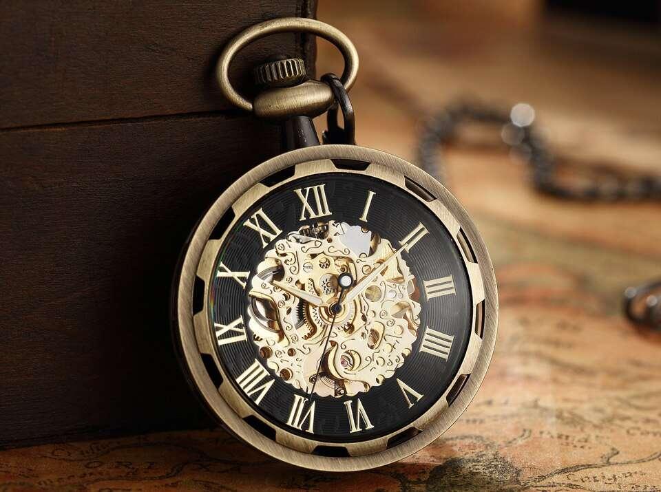 modern pocket watches
