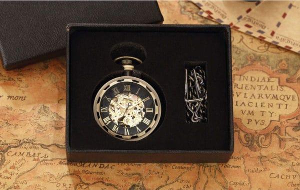 The Buckinghamshire Pocket Watch UK 13