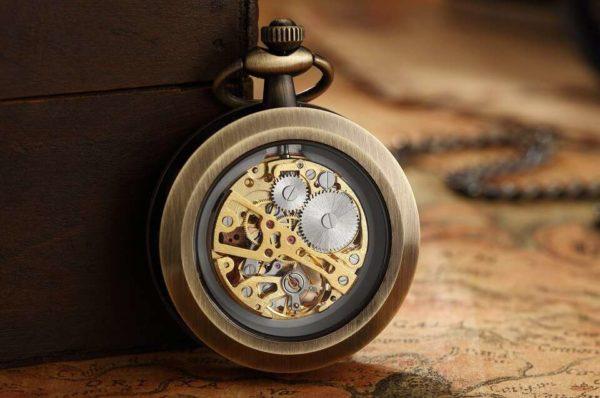 The Buckinghamshire Pocket Watch UK 5