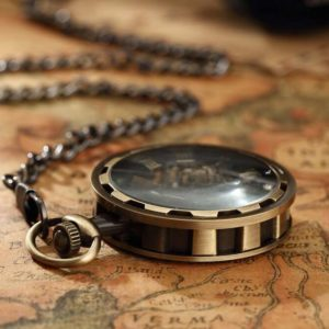 The Buckinghamshire Pocket Watch UK 9