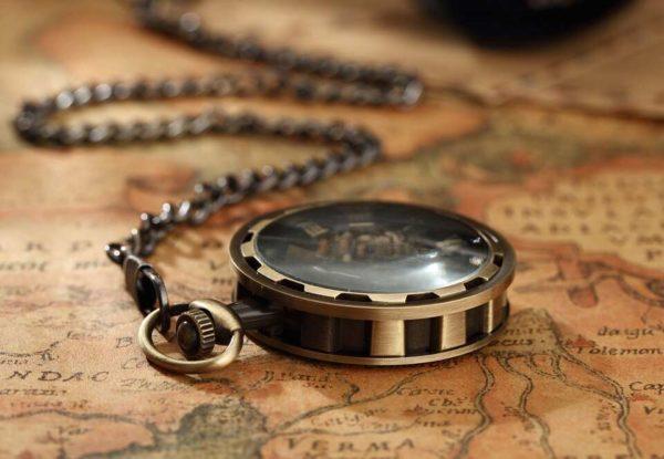 The Buckinghamshire Pocket Watch UK 9