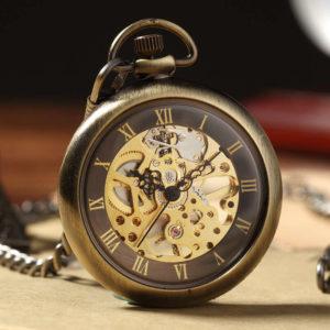 The Cambridgeshire Pocket Watch UK 1