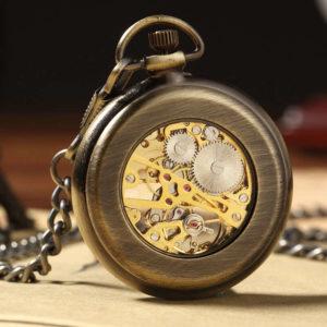The Cambridgeshire Pocket Watch UK 2