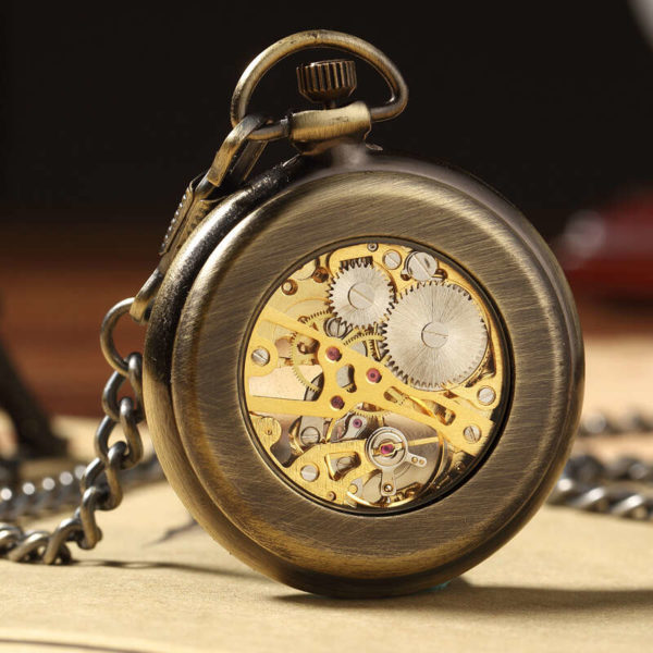 The Cambridgeshire Pocket Watch UK 2