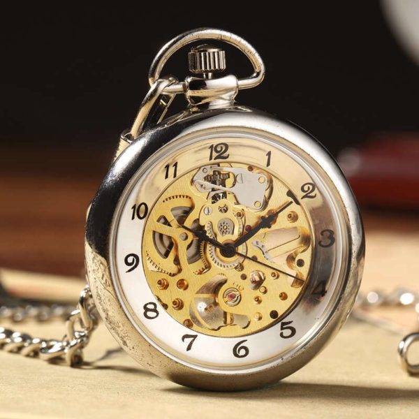 The Cheshire Pocket Watch UK 1