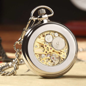 The Cheshire Pocket Watch UK 2