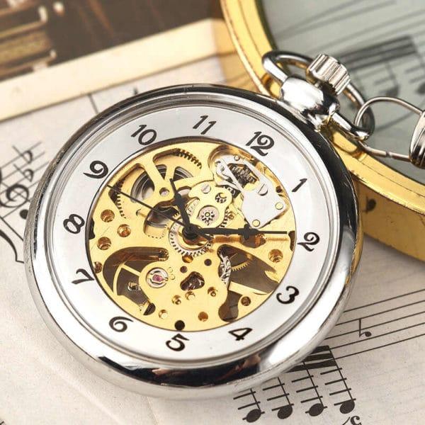 The Cheshire Pocket Watch UK 3
