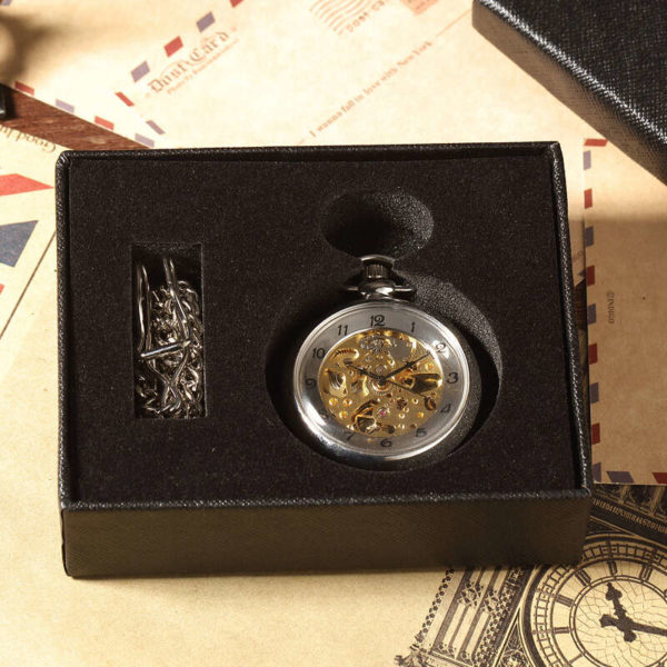 The Cheshire Pocket Watch UK 6