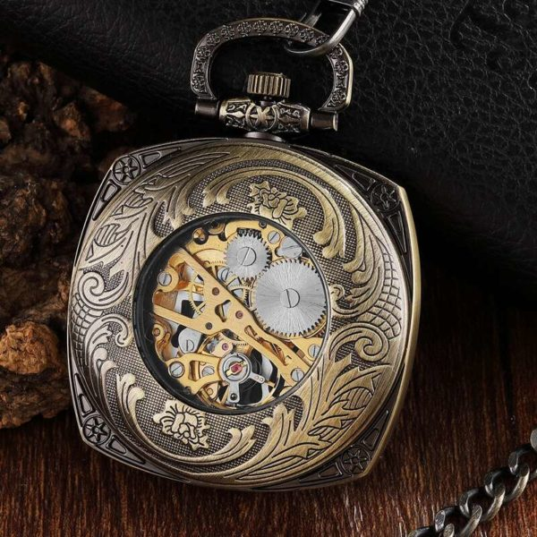 The Cornwall Pocket Watch UK 2