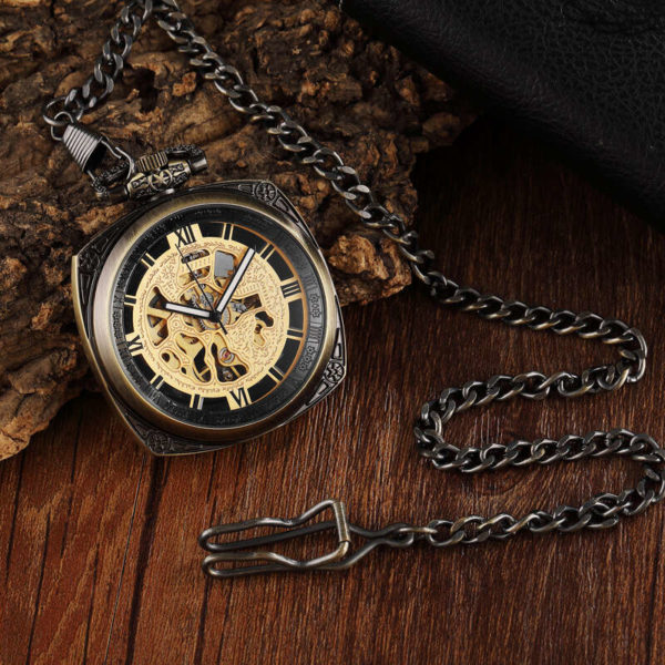 The Cornwall Pocket Watch UK 4
