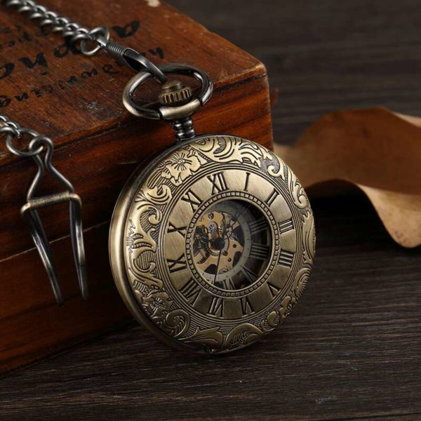 The Derbyshire Pocket Watch UK 1