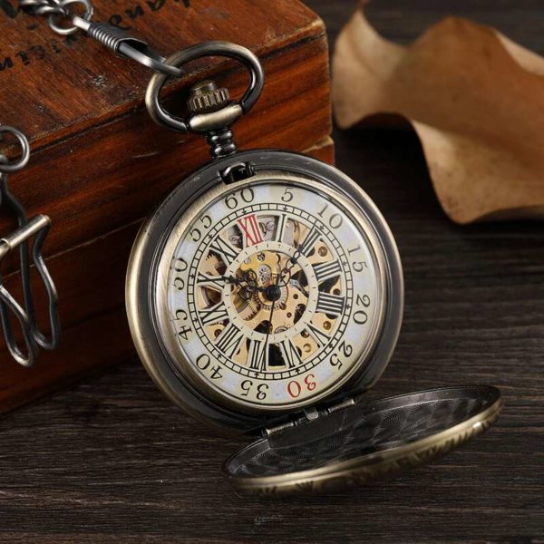 The Derbyshire Pocket Watch UK 2