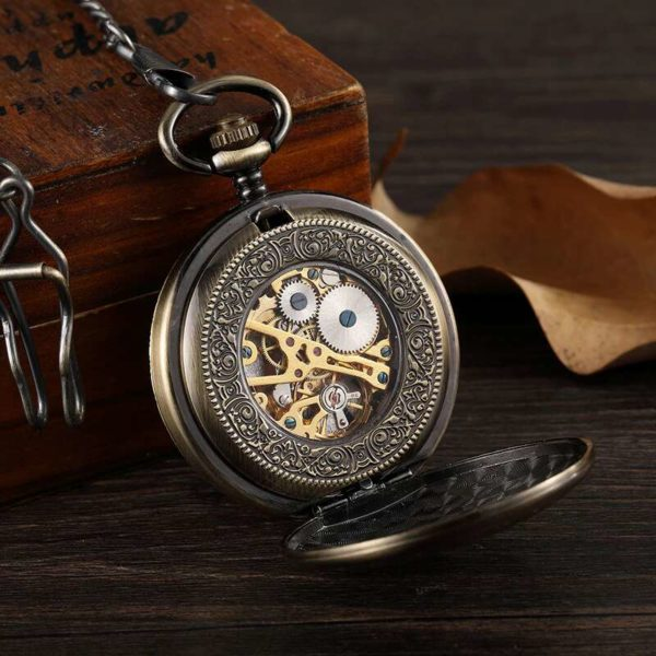 The Derbyshire Pocket Watch UK 3