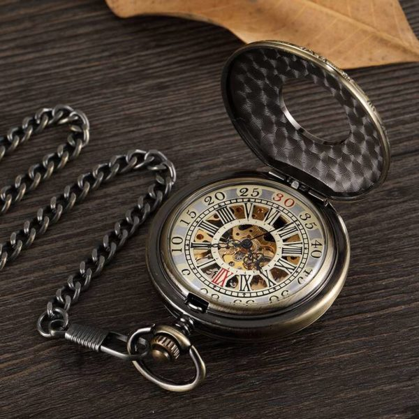 The Derbyshire Pocket Watch UK 5