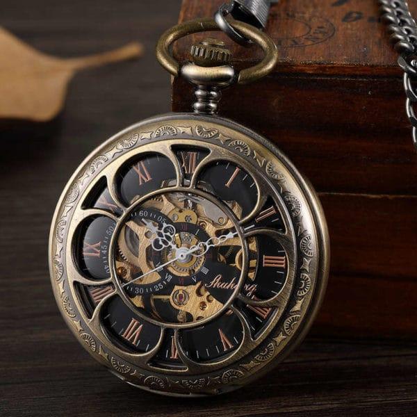 The Durham Pocket Watch UK 1