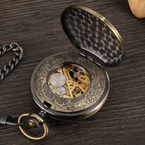 The Durham Pocket Watch UK 2