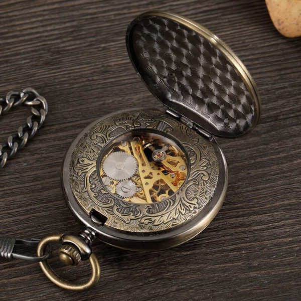 The Durham Pocket Watch UK 2