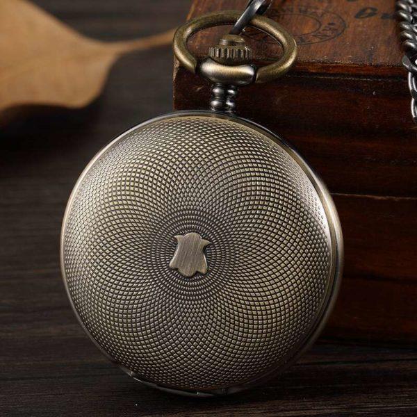 The Durham Pocket Watch UK 4