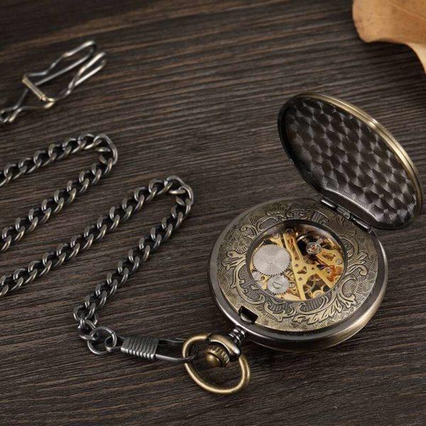 The Durham Pocket Watch UK 5
