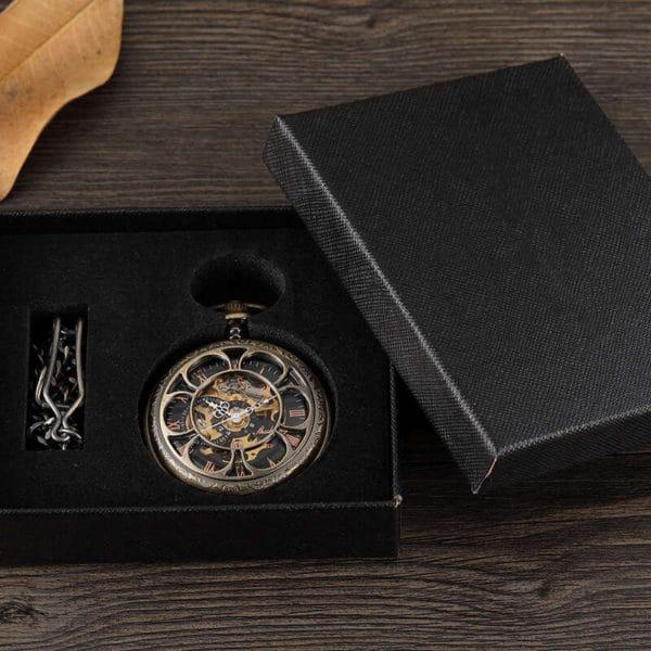 The Durham Pocket Watch 6