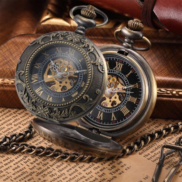 The Gloucestershire Pocket Watches UK 5