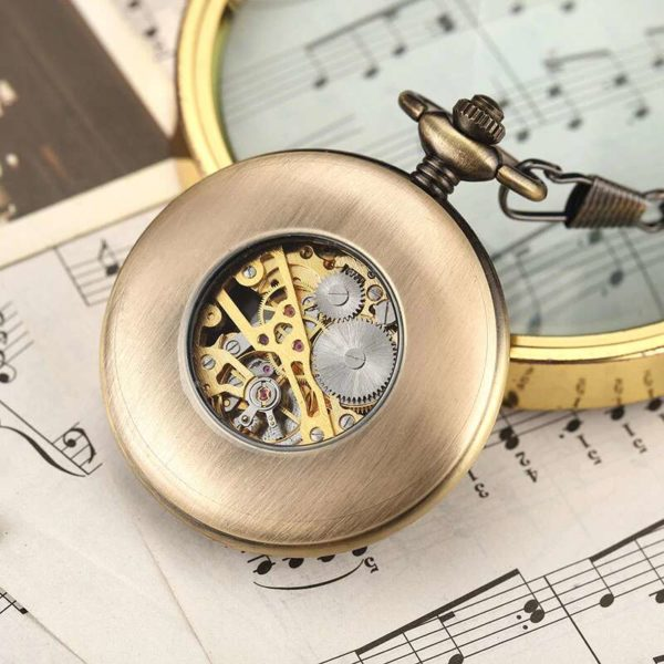 the hampshire wooden pocket watches uk