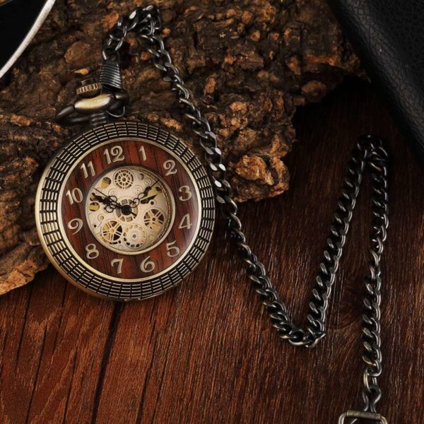 the herefordshire modern pocket watch uk