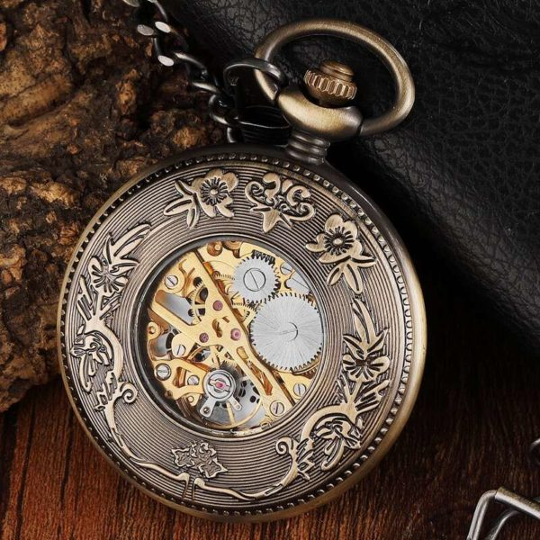 the herefordshire pocket watch with chain uk