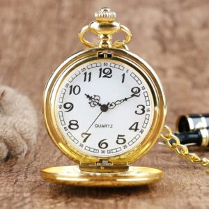 The Kent Gold Pocket Watch UK 1