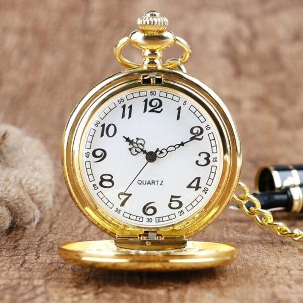 The Kent Gold Pocket Watch UK 1