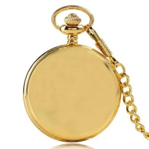 The Kent Gold Pocket Watch UK 5