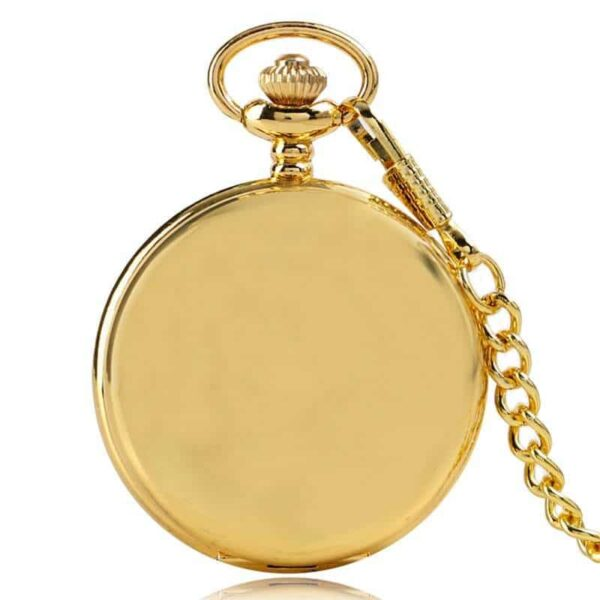 The Kent Gold Pocket Watch UK 5