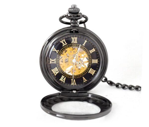 The Norfolk Mens Pocket Watch UK 1