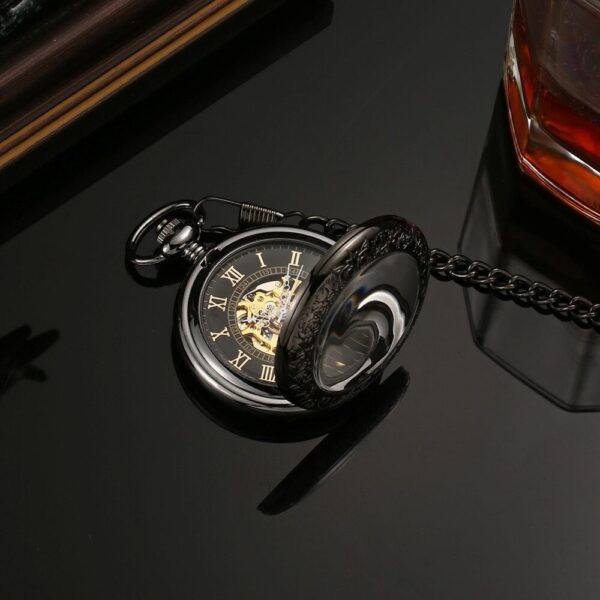 The Norfolk Mens Pocket Watch UK 10