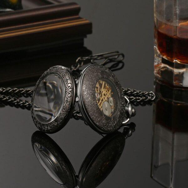 The Norfolk Mens Pocket Watch UK 11
