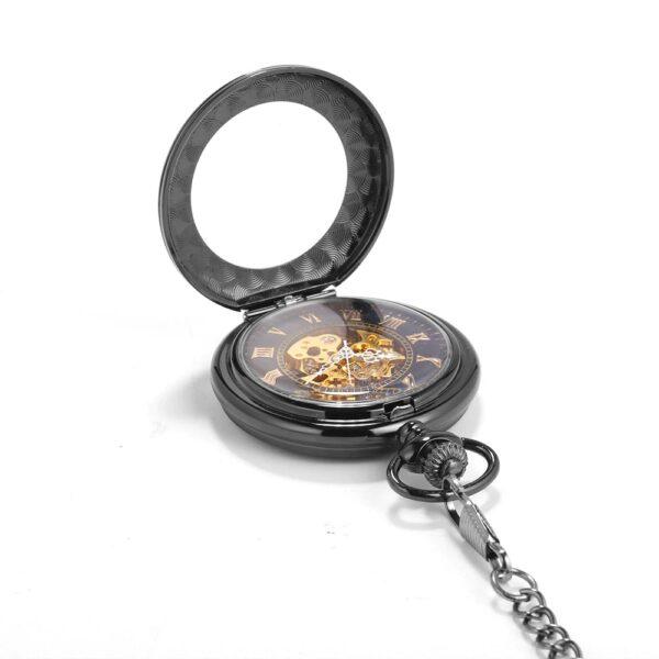 The Norfolk Mens Pocket Watch UK 5