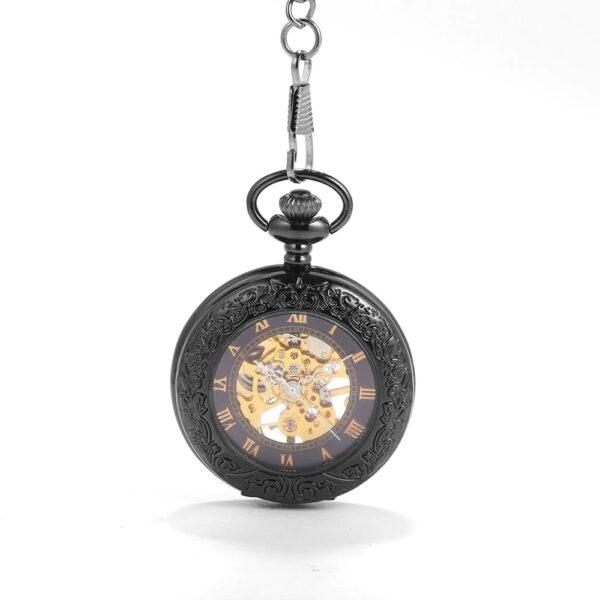 The Norfolk Mens Pocket Watch UK 6