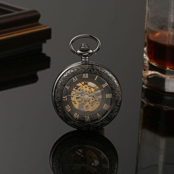 The Norfolk Mens Pocket Watch UK 8