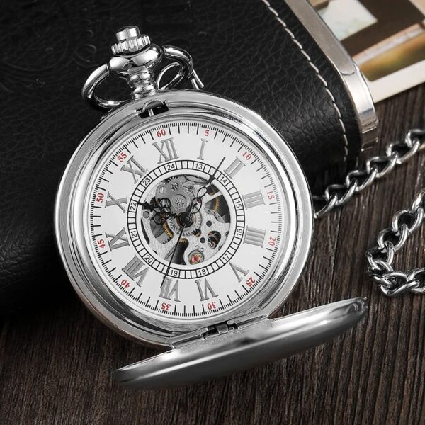 The Northamptonshire Mens Pocket Watch UK 3