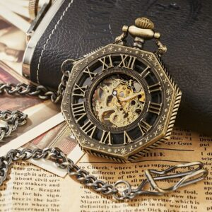 The Northumberland Mens Pocket Watch UK 1