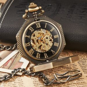 The Northumberland Mens Pocket Watch UK 2