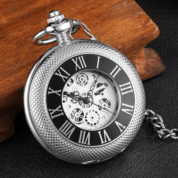 The Nottinghamshire Mens Pocket Watch UK 1