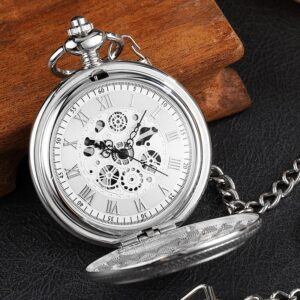 The Nottinghamshire Mens Pocket Watch UK 2