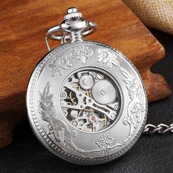 The Nottinghamshire Mens Pocket Watch UK 4