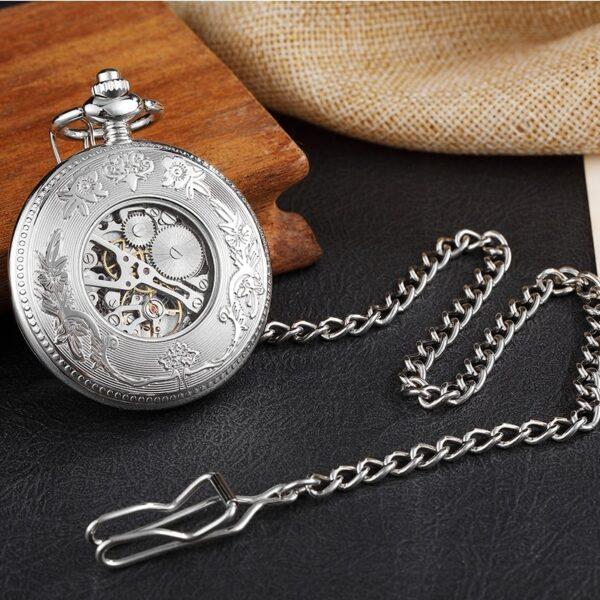 The Nottinghamshire Mens Pocket Watch UK 5