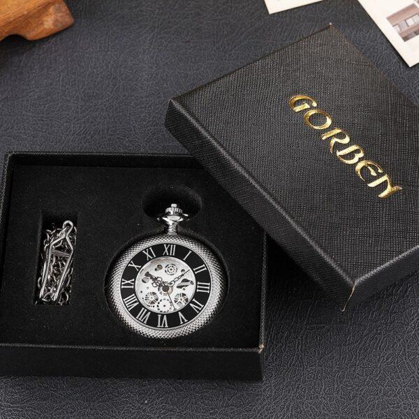 The Nottinghamshire Mens Pocket Watch UK 6