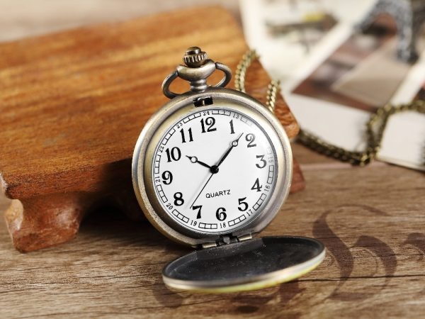 The Shropshire Pocket Watch UK 4